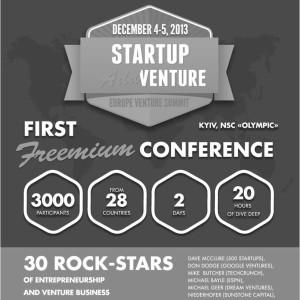 Startup Addventure Kiev concept