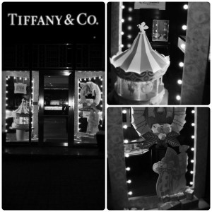 Tiffany&Co windows